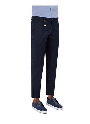 TWN Slim Fit Chino Pantolon Lacivert